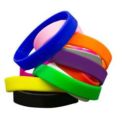 Wristbands In Stock