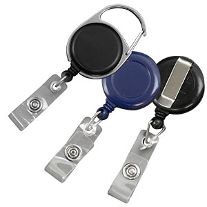 ID Badge Reels In Stock
