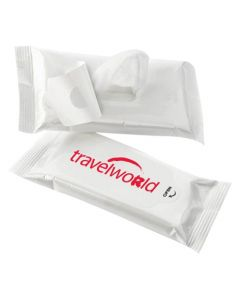 10 Pack Anti-Bacterial Wet Wipes