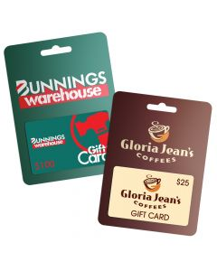 Hanging Gift Cards