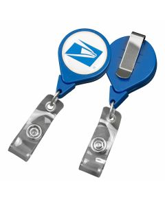 Twist Free ID Badge Reels