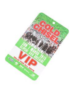 Custom Printed VIP Passes