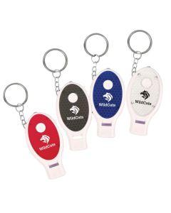 Light-Up Whistle Keyring