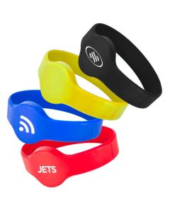 NFC & RFID Silicone Wristbands