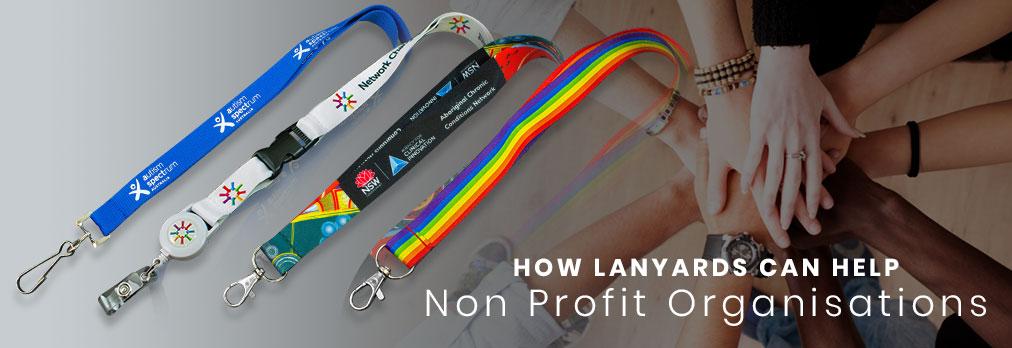 How Lanyards Help Non Profit Organisations