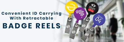 Badge Reels: The Convenient Way For Staff To Carry ID
